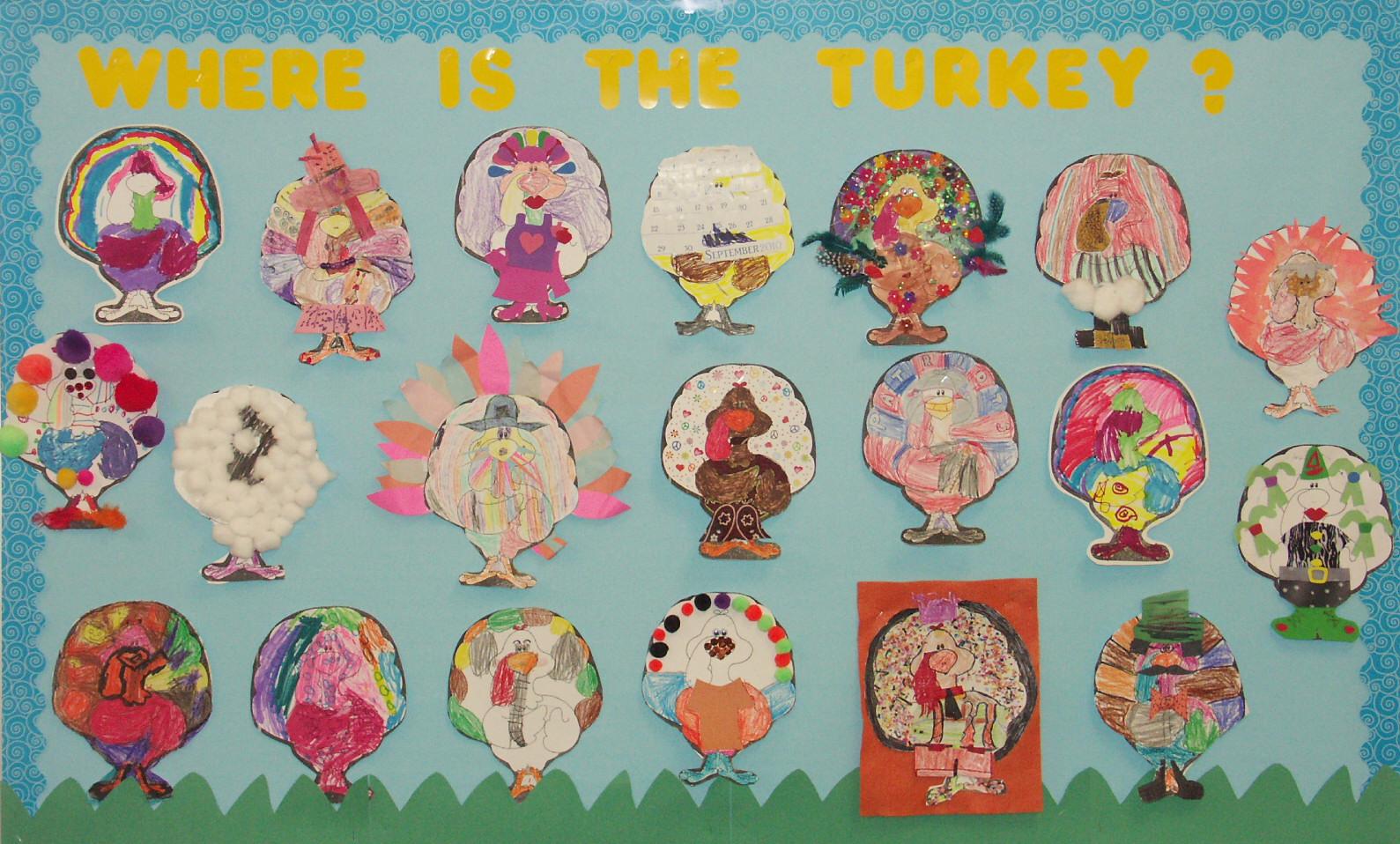 Creative Classrooms Let S Talk Turkey The Arts Room
