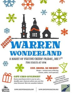 Warren Wonderland